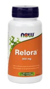 bottle of NOW Relora