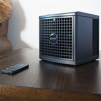 pureAir 1500 Small Home Purifier on a table
