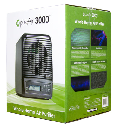 Package for pureAir 3000 Whole Home Purifier