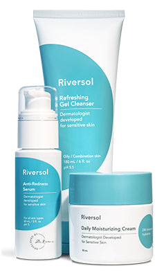 Riversol Redness Control Trio