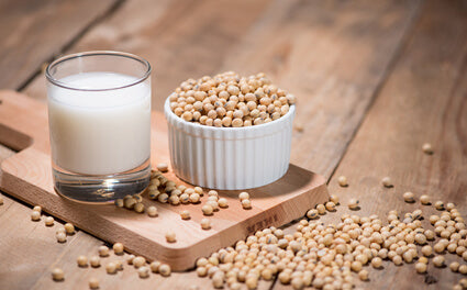 Soybeans and Soymilk