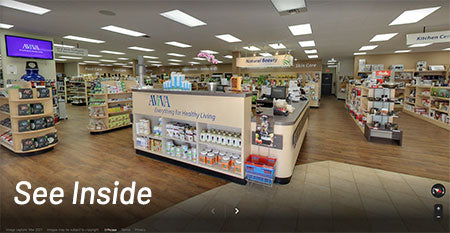 Inside Store View