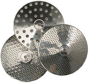 Discs for Danesco Stainless Steel Food Mill