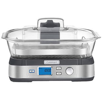 Cuisinart - CookFresh Digital Glass Steamer