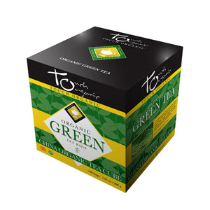 Touch Organic Green Tea Bags, Box of 100