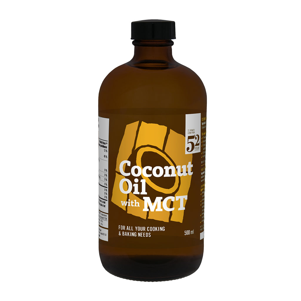 52 Fields - Coconut Oil with MCT