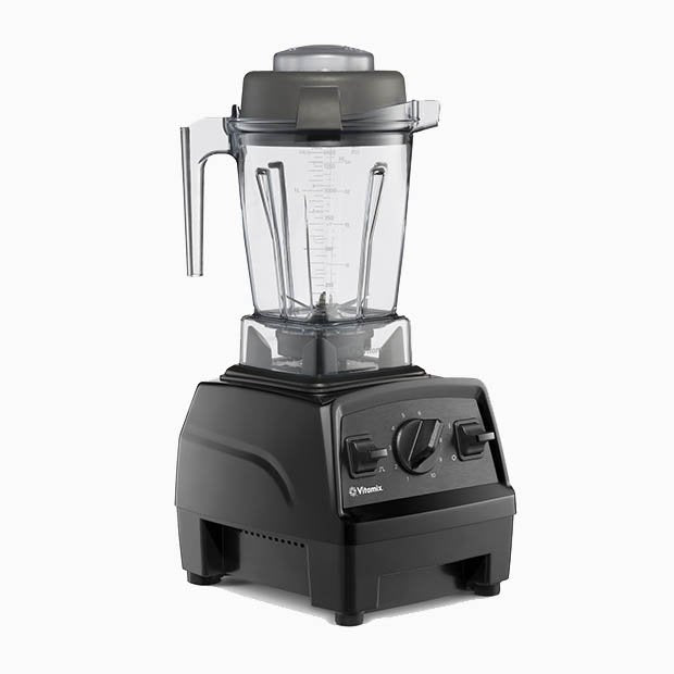 Vitamix Explorian E310 Blender, from the side