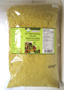 500 g Bag of Nutritional Yeast Mini Flakes