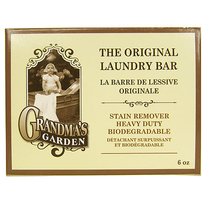 The Original Laundry Bar from Grandma's Garden