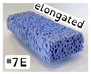 BioBob #7E Elongated Dishes & Deep Glasses Sponge