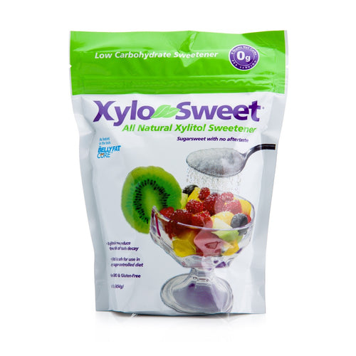 Xylitol Sweetener, 1lb Bag