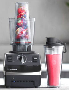 Vitamix Personal Cup Adapter Kit in use