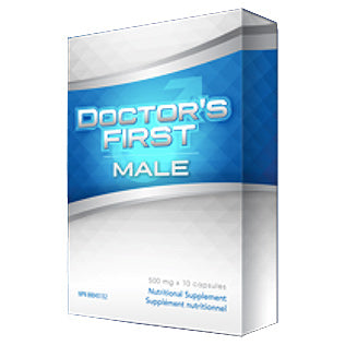 Doctor's First - Male