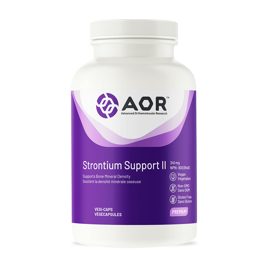 AOR Strontium Support II, previous bottle style
