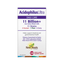 Load image into Gallery viewer, Package for New Roots Acidophilus Ultra