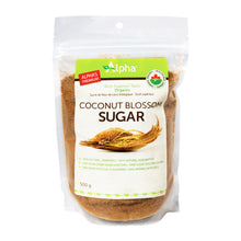 Load image into Gallery viewer, Alpha Organic Coconut Sugar, with bilingual label