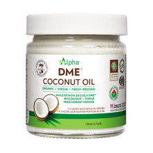 Load image into Gallery viewer, Alpha DME Coconut Oil, 110ml jar