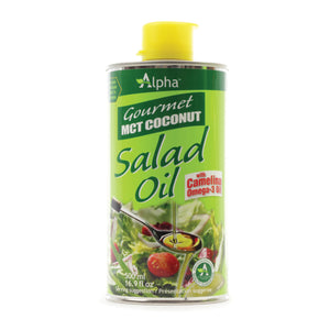 Alpha Gourmet MCT Coconut Salad Oil