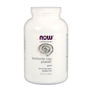 454g Jar of Bentonite Clay Powder