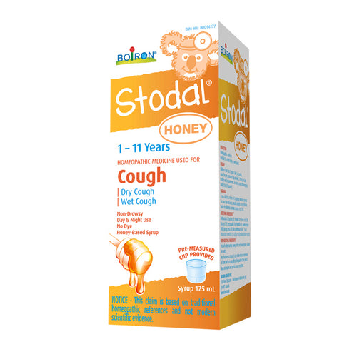 Boiron - Children's Stodal Honey Cough Syrup