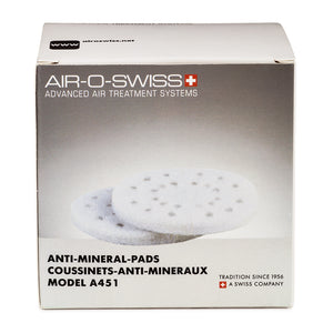 Boneco A451 Anti-Mineral-Pads, previous packaging