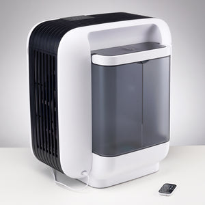 Boneco Model H680 Hybrid Humidifier and Air Purifier, rear view