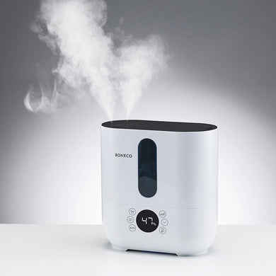 Boneco U350 Ultrasonic Humidifier in operation