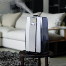Load image into Gallery viewer, Boneco U7142 Digital Ultrasonic Humidifier operatiing in living room