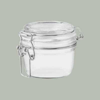 Bormioli Rocco 125ml Fido Hermetic Jar