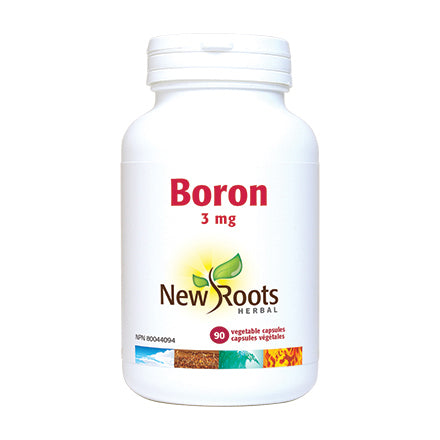 New Roots Herbal Boron