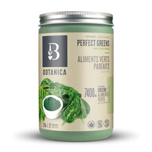 Load image into Gallery viewer, Botanica Perfect Greens, Unflavoured