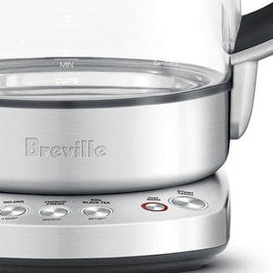 control panel for Breville The IQ Kettle Pure, with red Keep Warm button