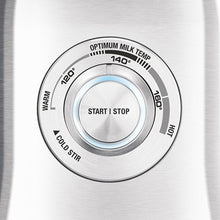 Load image into Gallery viewer, close-up of control knob for Breville Milk Cafe