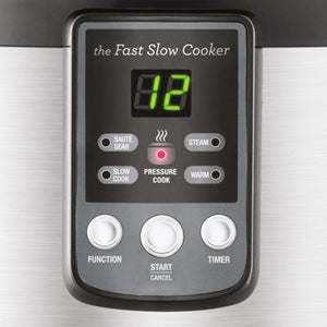 Control panel for Breville The Fast Slow Cooker