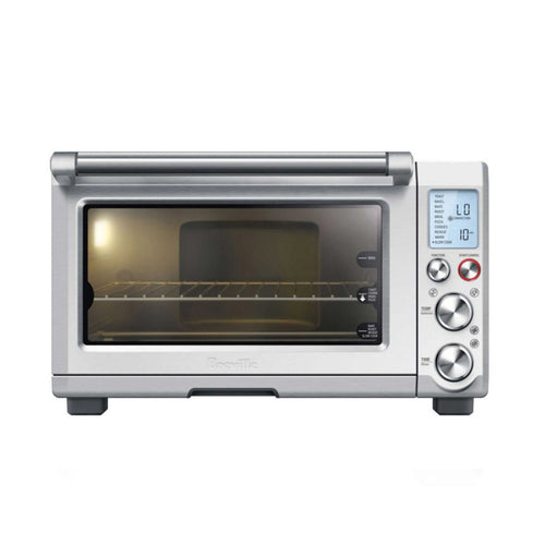 Breville The Smart Oven Pro, with interior light on