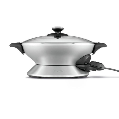 Breville - The Hot Wok (Refurbished)