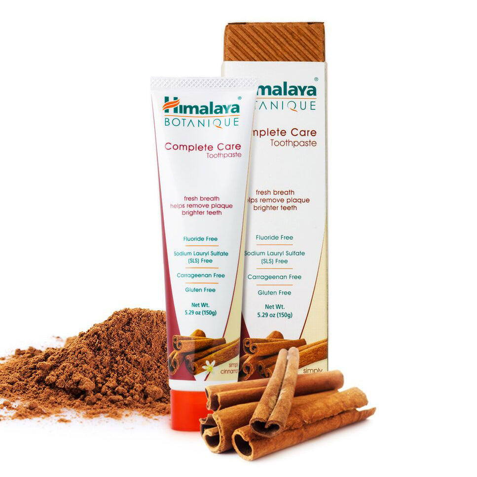 Complete Care Toothpaste, Simply Cinnamon Flavour