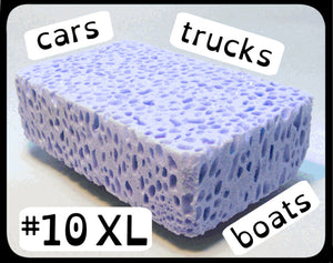 BioBob #10XL Extra Large Car & Truck Sponge