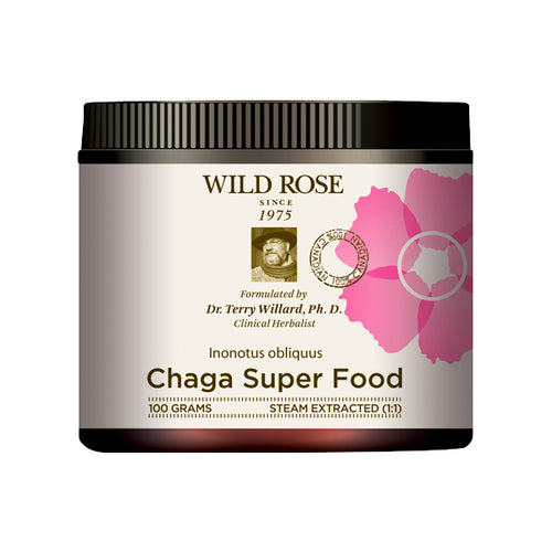 Wild Rose Chaga Super Food