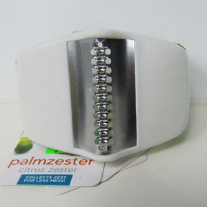 close-up of Chef'n Palmzester Citrus Zester head