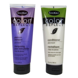 ShiKai Color Reflect Conditioner & Platinum Shampoo