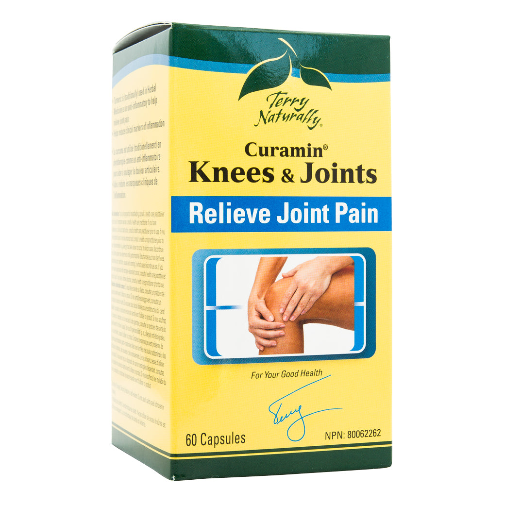 Terry Naturally - Curamin Knees & Joints