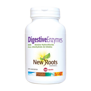 New Roots Herbal Digestive Enzymes