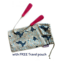 Dr Tung's Tongue Cleaner with bonus Travel Pouch