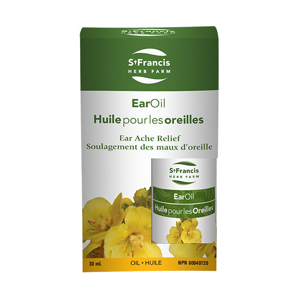 St. Francis Herb Farm - Ear Oil