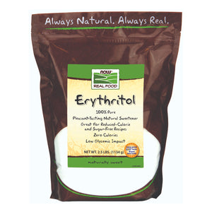 NOW Erythritol (454g)