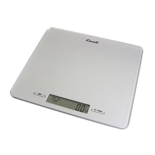 Escali - Alta High Capacity Glass Digital Scale