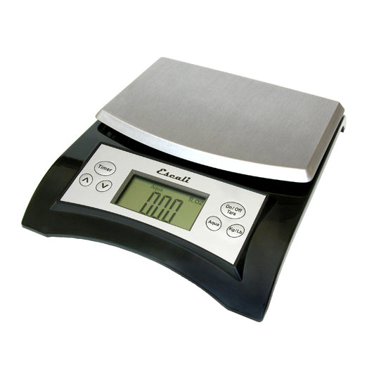 Escali Aqua True Liquid Measuring Scale in black