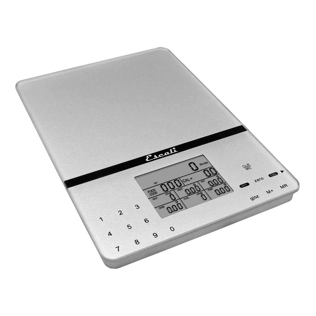 Escali Cesto Nutritional Scale