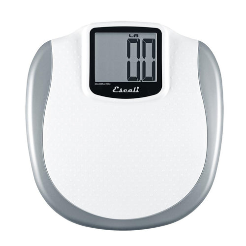 Escali - Bathroom Scale XL200 Extra Large Display